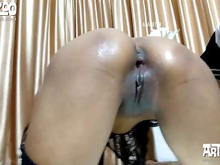 I Had My Tongue Wiggling Deep Within The Clutching Scope Of Her Ass